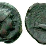 7 moneta greca ancona