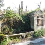 La secolare Fonte delle Monache, ad Ancona in zona Monte Dago, prima e dopo il lavoro di pulizia compiuto da un residente della zona. Da sottolineare che il vascone della fontana è costituito da un sarcofago di epoca paleocristiana