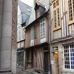 Case a traliccio a Rennes