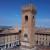 """La Torre Civica in piazza Leopardi, a Recanati (MC), ristrutturata quest'anno grazie ad un progetto """"Art bonus"""" (foto tratta da: http://artbonus.gov.it/manutenzione-e-riqualificazione-della-torre-civica.html)"""