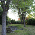Verrà rinnovata la pista per giocare a biglie nel parco del Passetto di Ancona