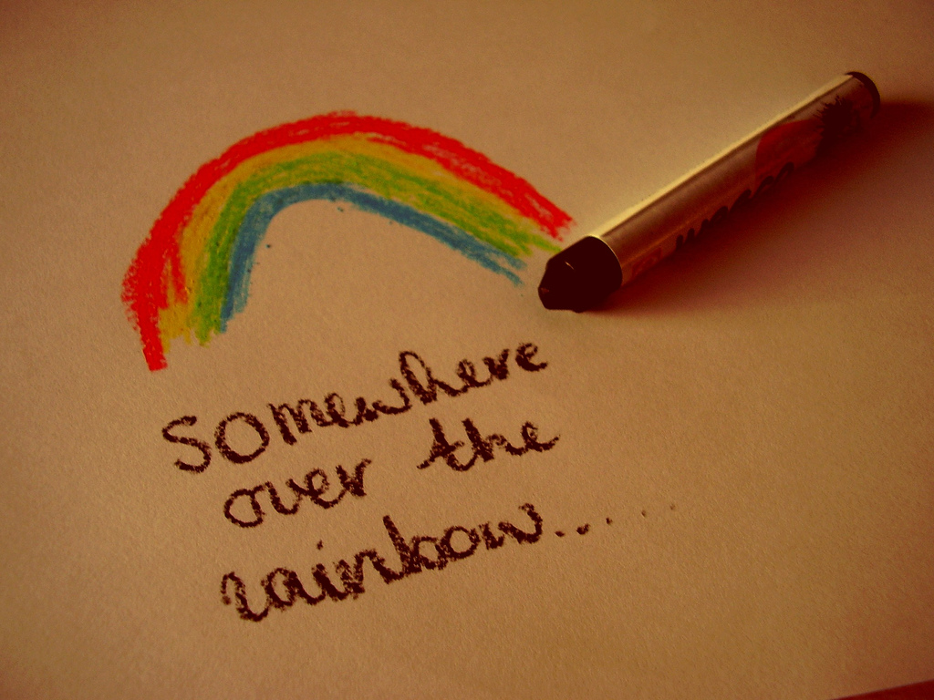 somewhereovertherainbow