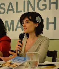 Chiara Cascio Presidente Ente Palio San Floriano
